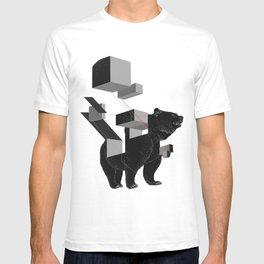 bear_deconstructed T-shirt