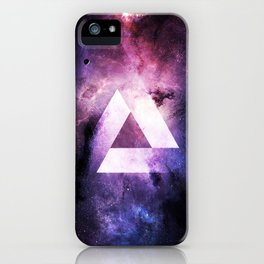 Universe Two iPhone Case