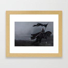 Olphira Framed Art Print