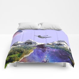 Falling in love Comforters