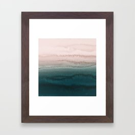 WITHIN THE TIDES - EARLY SUNRISE Framed Art Print