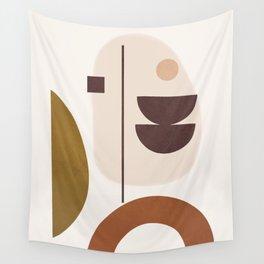 Minimal Shapes No.42 Wall Tapestry