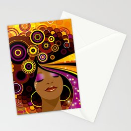70s Funk Stationery Cards