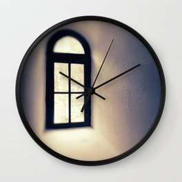 Mystic Window Photography Wall Clock