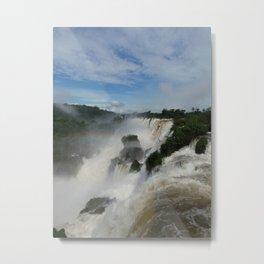 Foz De Iguazu, Argentina Metal Print