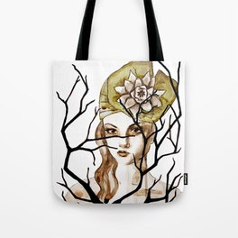 Nature Queen Tote Bag
