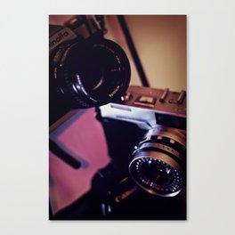 cameras Canvas Print
