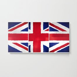 Brexit UK Metal Print