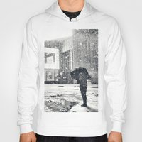 nyc Hoodies featuring NYC by Vivienne Gucwa