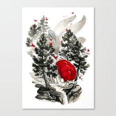 Oranda Canvas Print