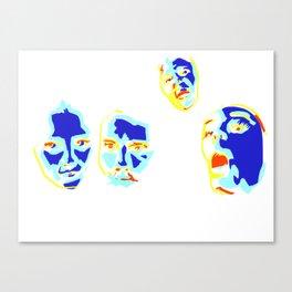 What We Keep Canvas Print
