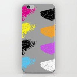 Pop Batmobile iPhone Skin