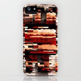 Rust 0x00 iPhone Case