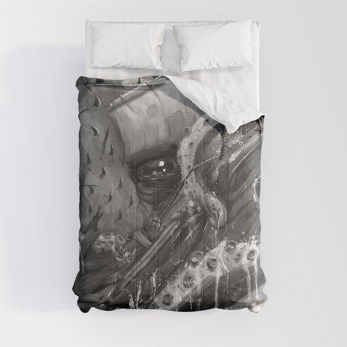 Kraken Open a Fresh One Comforters