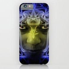 Electric portrait Slim Case iPhone 6s