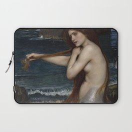 A MERMAID - WATERHOUSE Laptop Sleeve