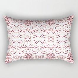 Hearts 7 Rectangular Pillow