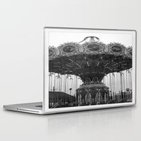 neverland Laptop & iPad Skins featuring Neverland by Zooey Petunia