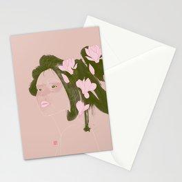 Magnolia (Mulan) Stationery Cards