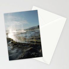 Natural spas Stationery Cards