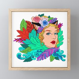Fairyland Framed Mini Art Print