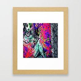 Decembergarden Framed Art Print