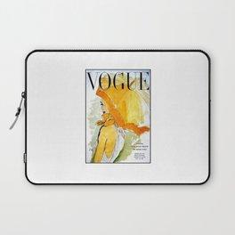 VogueVintage 1950 Magazine Laptop Sleeve