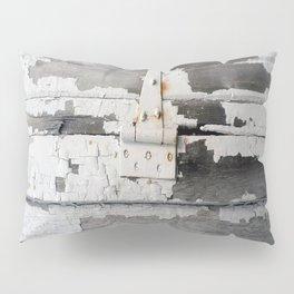 Hinge on Vintage Door Pillow Sham
