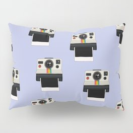 Retro Camera Pillow Sham