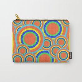 Mod - Colorful Circles Carry-All Pouch