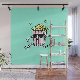 Pop Pop Corn Pop Wall Mural