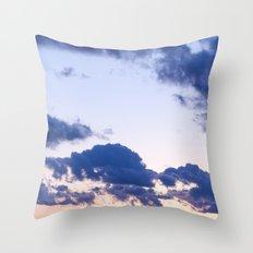 NM Sunset 4 Throw Pillow