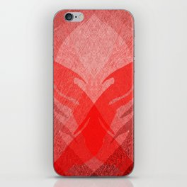 The cradle of life iPhone Skin