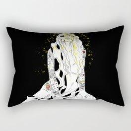 GIRL RULES Rectangular Pillow