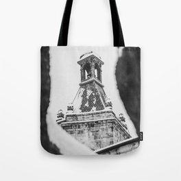 Iglesia Areatza Tote Bag
