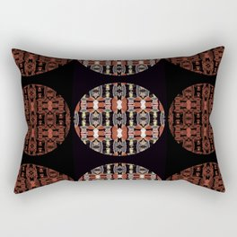 Sienna Moons Rectangular Pillow