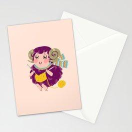 Animal Crossing Stella Stationery Cards