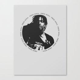 Free Sosa Canvas Print