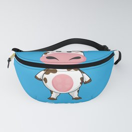 Cow Love|Animal Art Fanny Pack