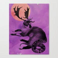 Catelope! Canvas Print