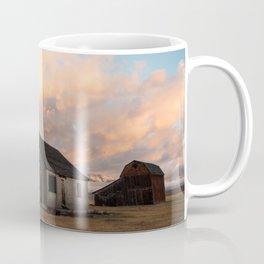 Sunrise at an Abandoned Farm Coffee Mug