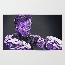 Shuri, Black Panther Fan Art Rug