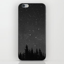 a speck of dust iPhone Skin