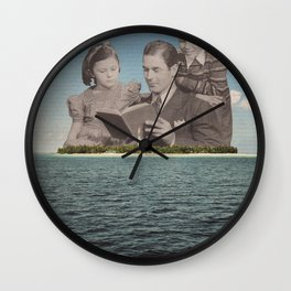 It Was Not Enough Wall Clock