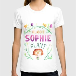 All about sophie T-shirt