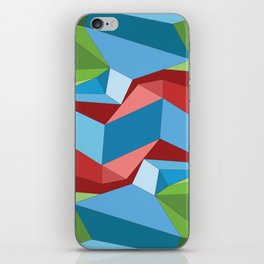 Geo 2 iPhone Skin