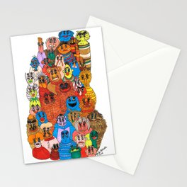 moppets Stationery Cards