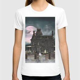 Haunted House 1 T-shirt