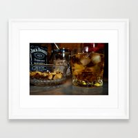 whiskey Framed Art Prints featuring Whiskey by Tom Roberts