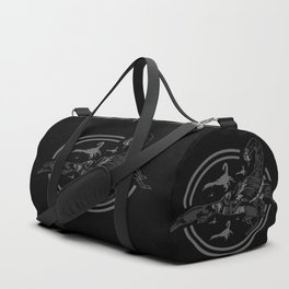 Scorpion GREY Duffle Bag